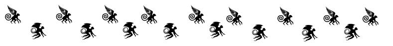 Mono volador