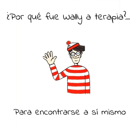 wally va a terapia